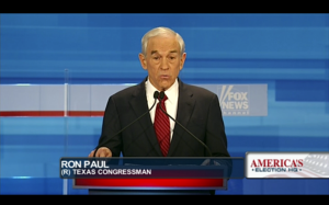Ron Paul GOP Debate